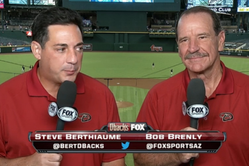 Diamondbacks Announcer Accidentally Calls Paul Goldschmidt,