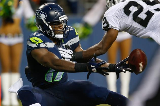 Did Chris Harper's Crucial Drops Cost Him a Spot on the Seahawks 53-Man Roster?