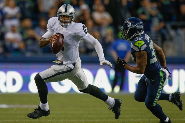 Did Terrelle Pryor Do Enough to Be the Raiders' Starting Quarterback?