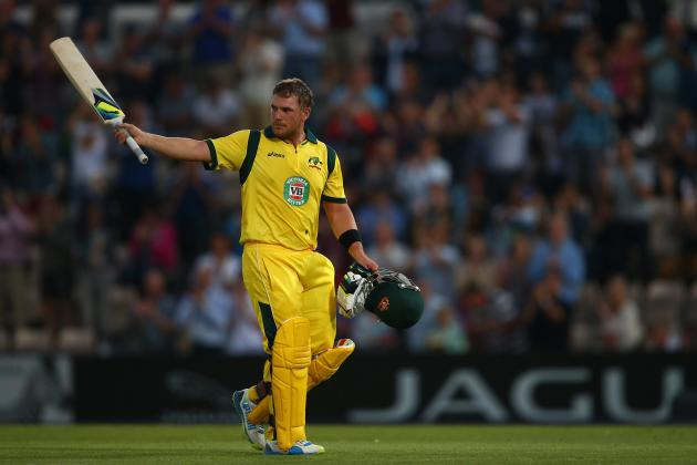 T20 International 2013: Lack of Power Hitters Costing England vs. Australia