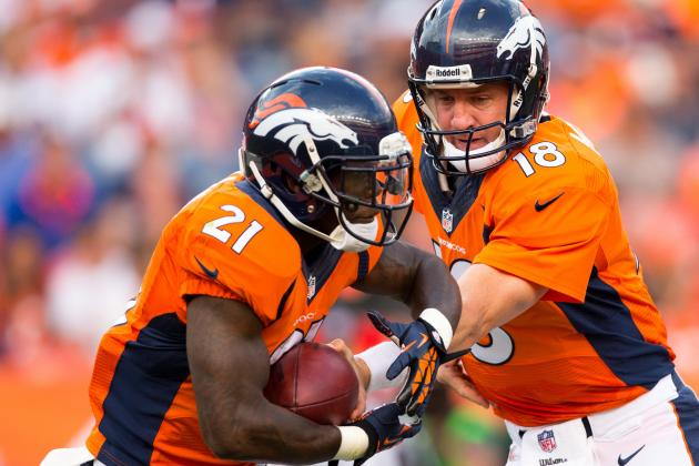 Ronnie Hillman Erasing Memories of Preseason Fumbles