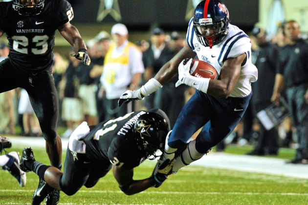 Ole Miss vs. Vanderbilt: Impact Freshmen Show the Future Is Bright for Rebels