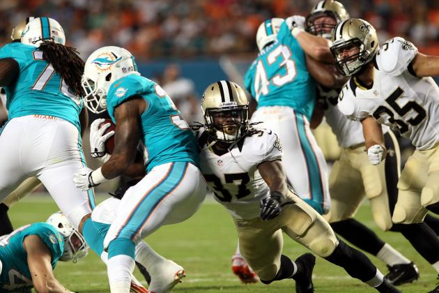 Saints vs. Dolphins: Live Score, Highlights and Analysis for Miami
