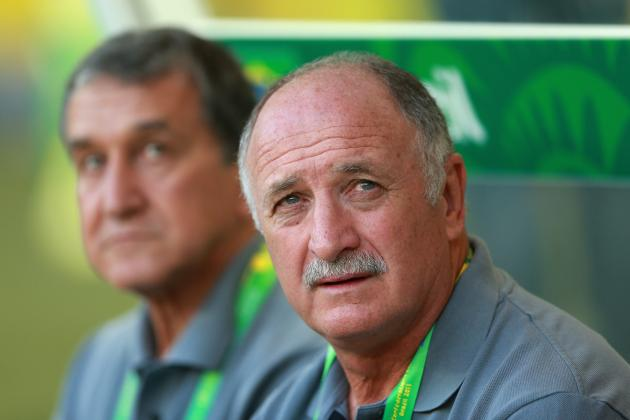 World Cup 2014 Progress Report: Scolari Gunning for Brazil 2014