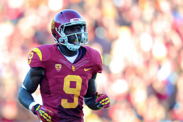 USC WR Marqise Lee Reportedly Takes out $10 Million Insurance Policy