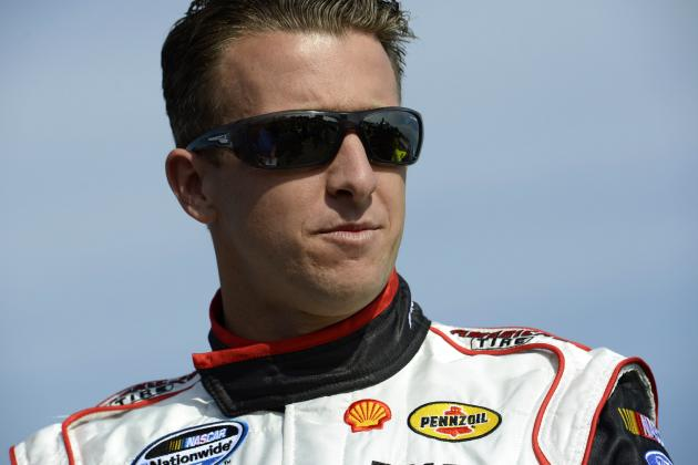 Are A.J. Allmendinger and JTG Daugherty a Good Fit?