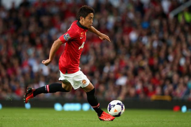 Manchester United Transfer News: United Stay Is Best Option for Shinji Kagawa