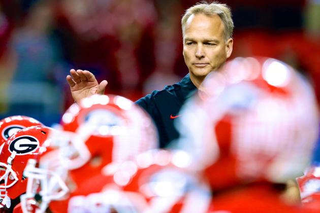 Georgia Football: Mark Richt's Biggest Concern vs. Clemson