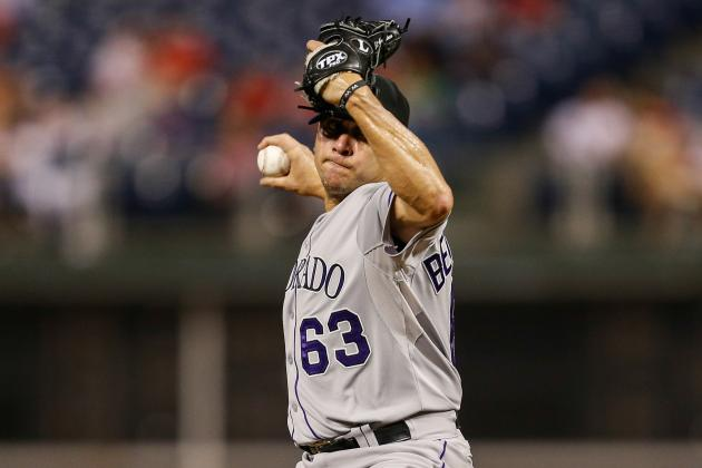 Rafael Betancourt Will Have Tommy John Surgery