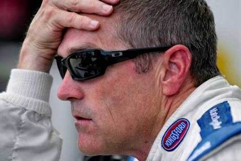 Labonte Injured, Will Miss Atlanta