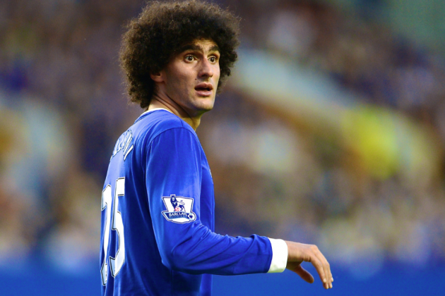 Manchester United Transfer Rumours: Marouane Fellaini Wants Old Trafford Move