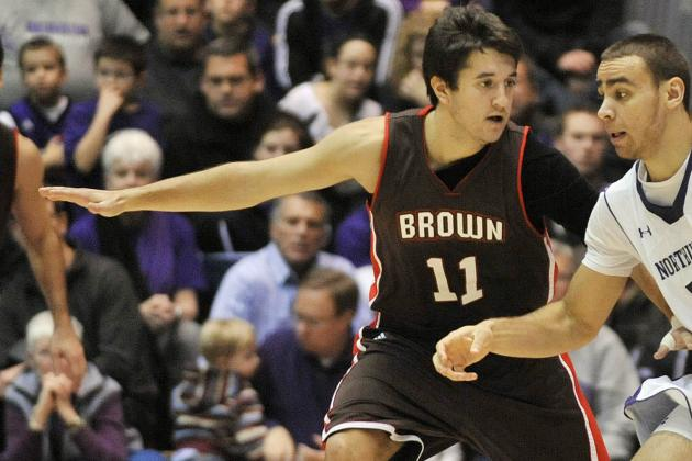 Brown Guard Joe Sharkey Has Made Tremendous Strides Since May Attack