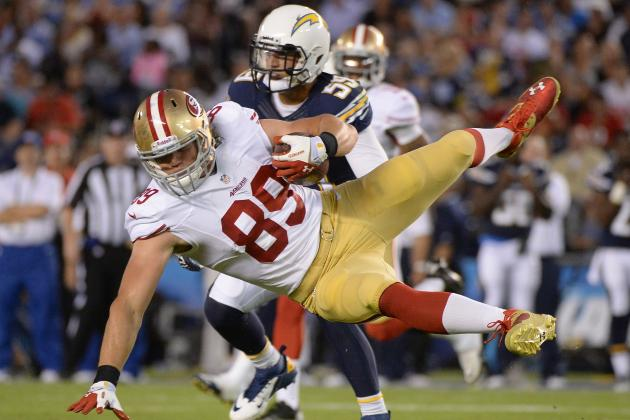 49ers at Chargers Live Blog: Instant Reactions and in-Game Analysis