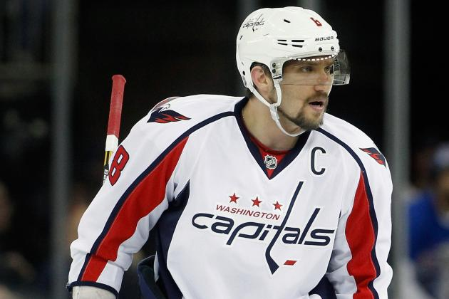 Projecting Caps' Starting Lineup for 2013-14 Season