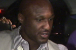 Lamar Odom Busted for DUI at 4AM