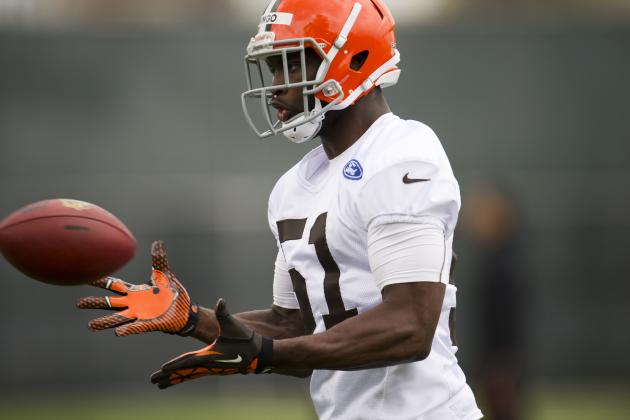 Mingo, Browns Should Feel Fortunate