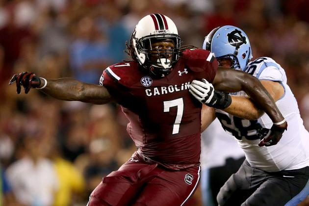 Did Jadeveon Clowney Just Lose the Heisman in Week 1? Of Course Not
