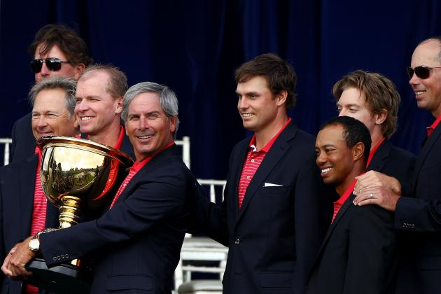 Fred Couples and Nick Price to Announce Presidents Cup Picks on Wednesday