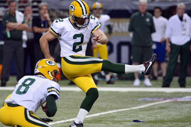 Strong Statements Made by Mason Crosby, Jeremy Ross