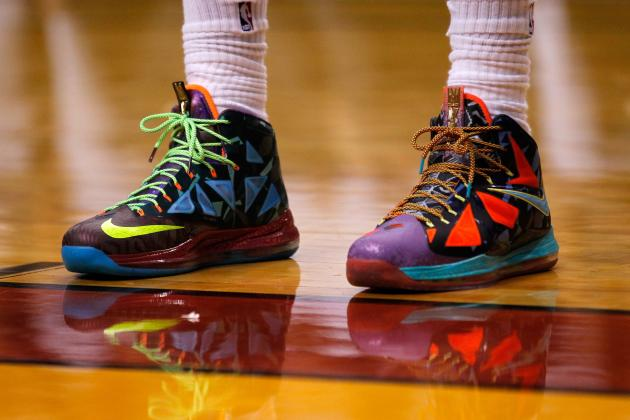 Debate: What Are Your Favorite Pair of LeBron's Shoes?