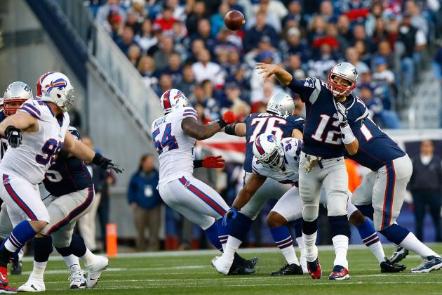 Can the Buffalo Bills Put Pressure on Tom Brady in Week 1?