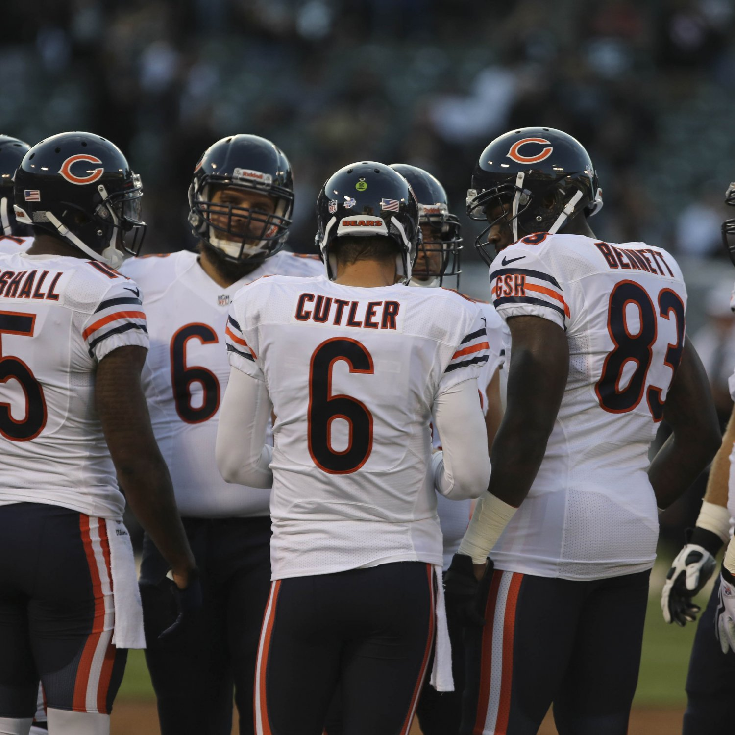 Chicago Bears Roster: Chicago Bears' Roster: Report Card Grades For Every