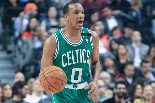 C's Bradley Helps Lucky Family Break in New Home Court