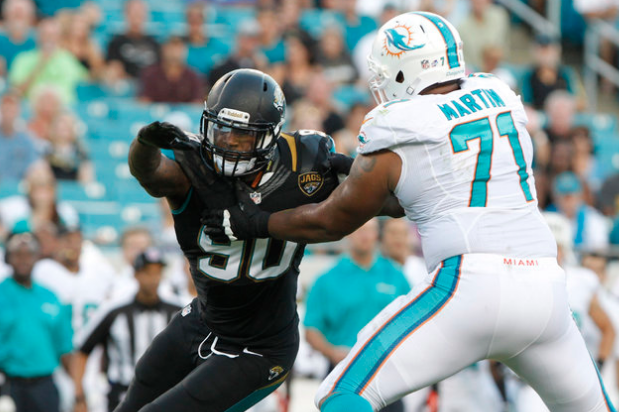 Andre Branch Trade: Jaguars Floating DE to Other Teams