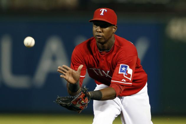 Rangers Want Profar to Settle Down