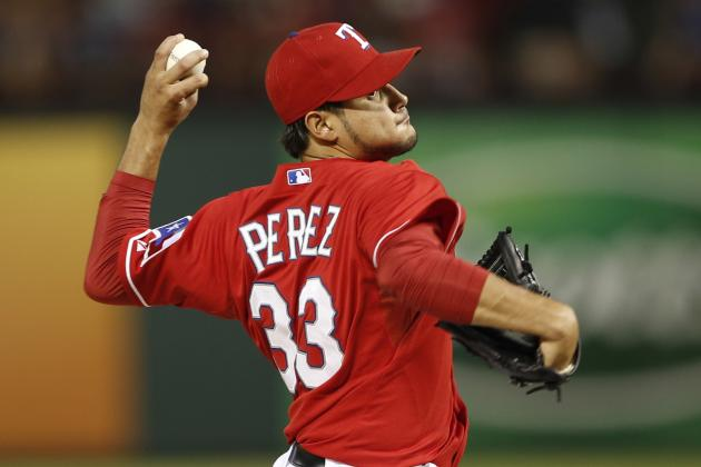Perez's Growth Key to Pennant Race