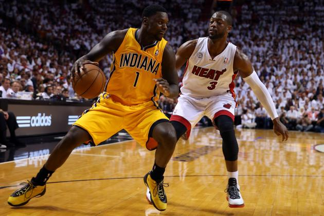 Pacers' Stephenson Spends Summer Looking Forward to the New Season