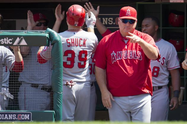 Disappointing Season Taking Toll on Scioscia