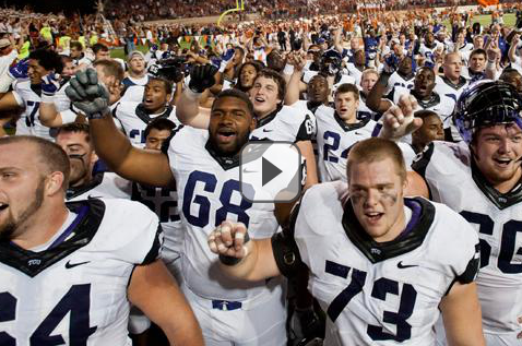 How TCU's Football Program Came Full Circle