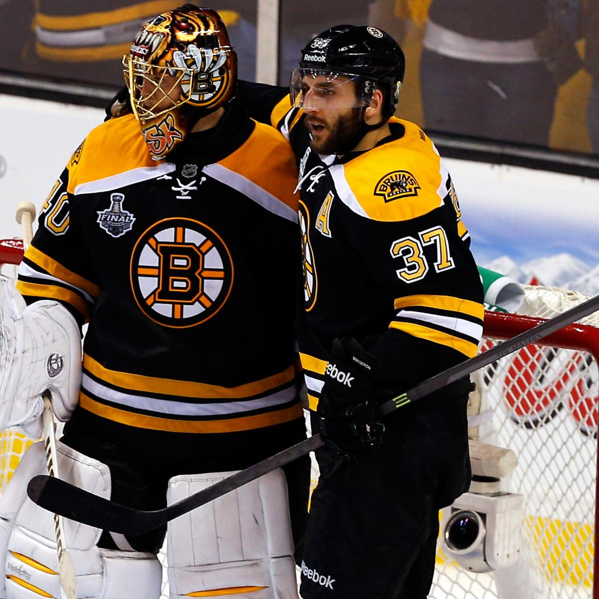 Power Ranking The Boston Bruins' Most Important Players