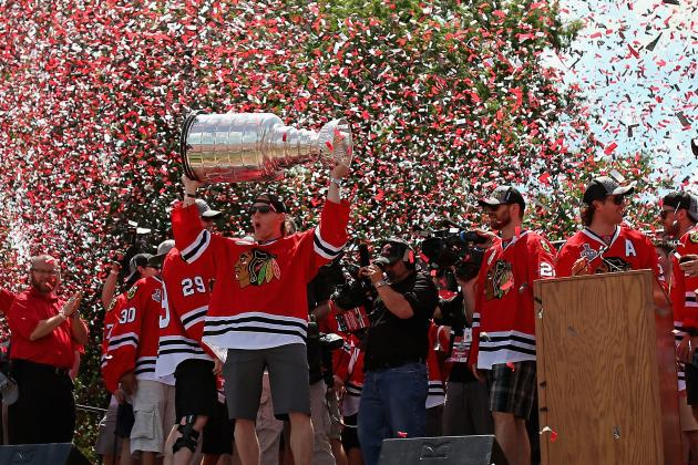 Blackhawks Announce 2013-14 Local Television Broadcast Schedule