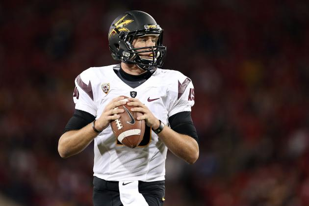 College Football Rankings 2013: Teams That Will Quickly Leap into Top 25