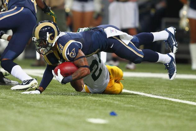 the St. Louis Rams Likely to Keep 5 Wide Receivers