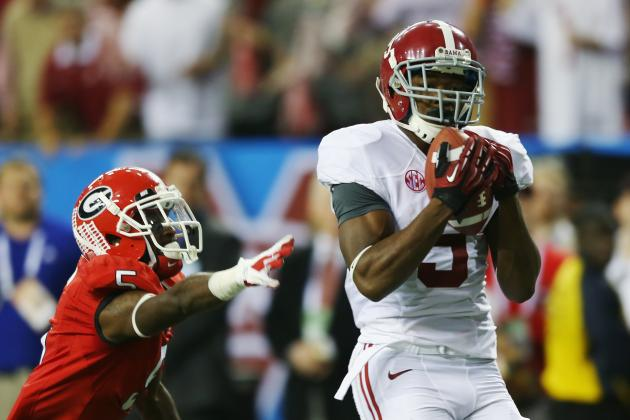 Alabama Football: Highlighting Crimson Tide's Biggest Playmakers in 2013