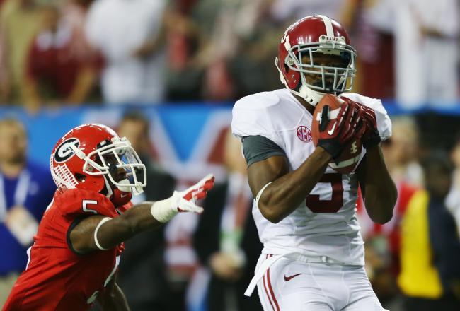 Alabama Football: Highlighting Crimson Tide's Biggest Playmakers in 2013