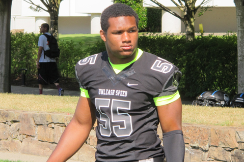 Which College Gives 5-Star Da'Shawn Hand Best Chance to Dominate Right Away?