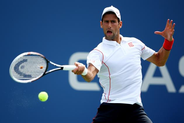 Novak Djokovic vs. Benjamin Becker: Score and Recap from 2013 US Open