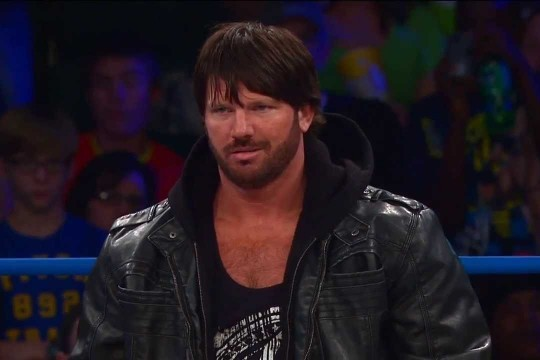 AJ Styles Staying with TNA?