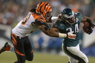 Bengals Lose Emmanuel Lemur for Season with Knee Injury