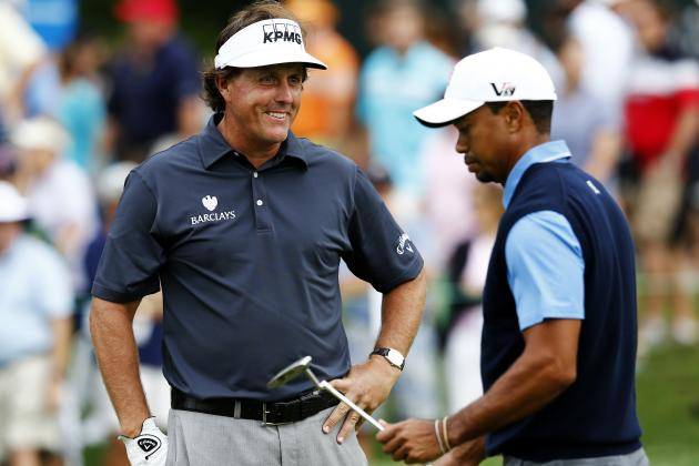 Deutsche Bank Championship 2013: Day 1 Leaderboard Analysis, Highlights and More