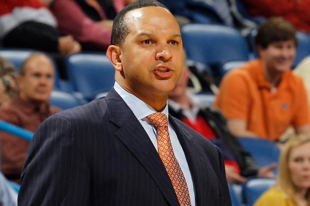 Auburn Releases Full Basketball Schedule