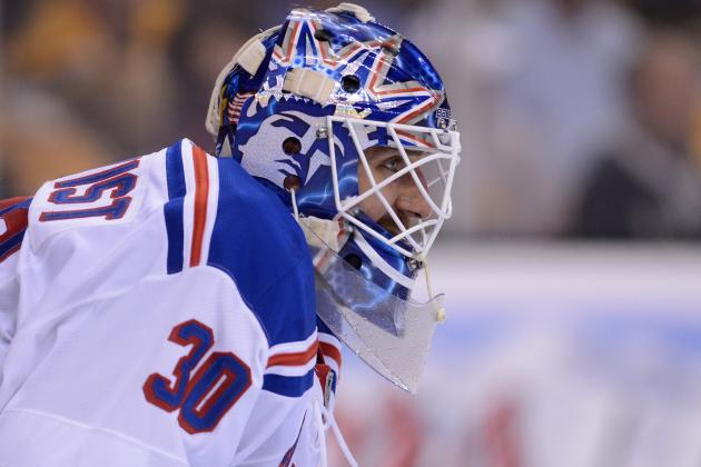 Recap: Henrik Lundqvist on Crowd Goes Wild