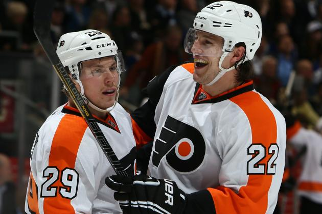 Will Flyers Promising Young Forwards Break out This Season?