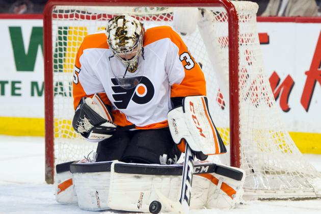 Flyers Overhaul Goaltending on a Budget