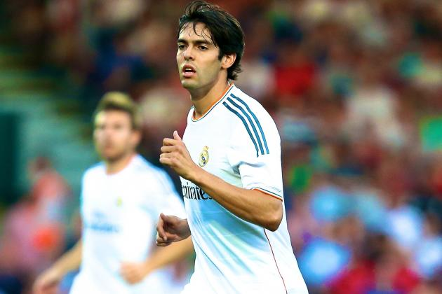 Real Madrid Transfer News: Kaka Says He Wants to Leave Los Blancos