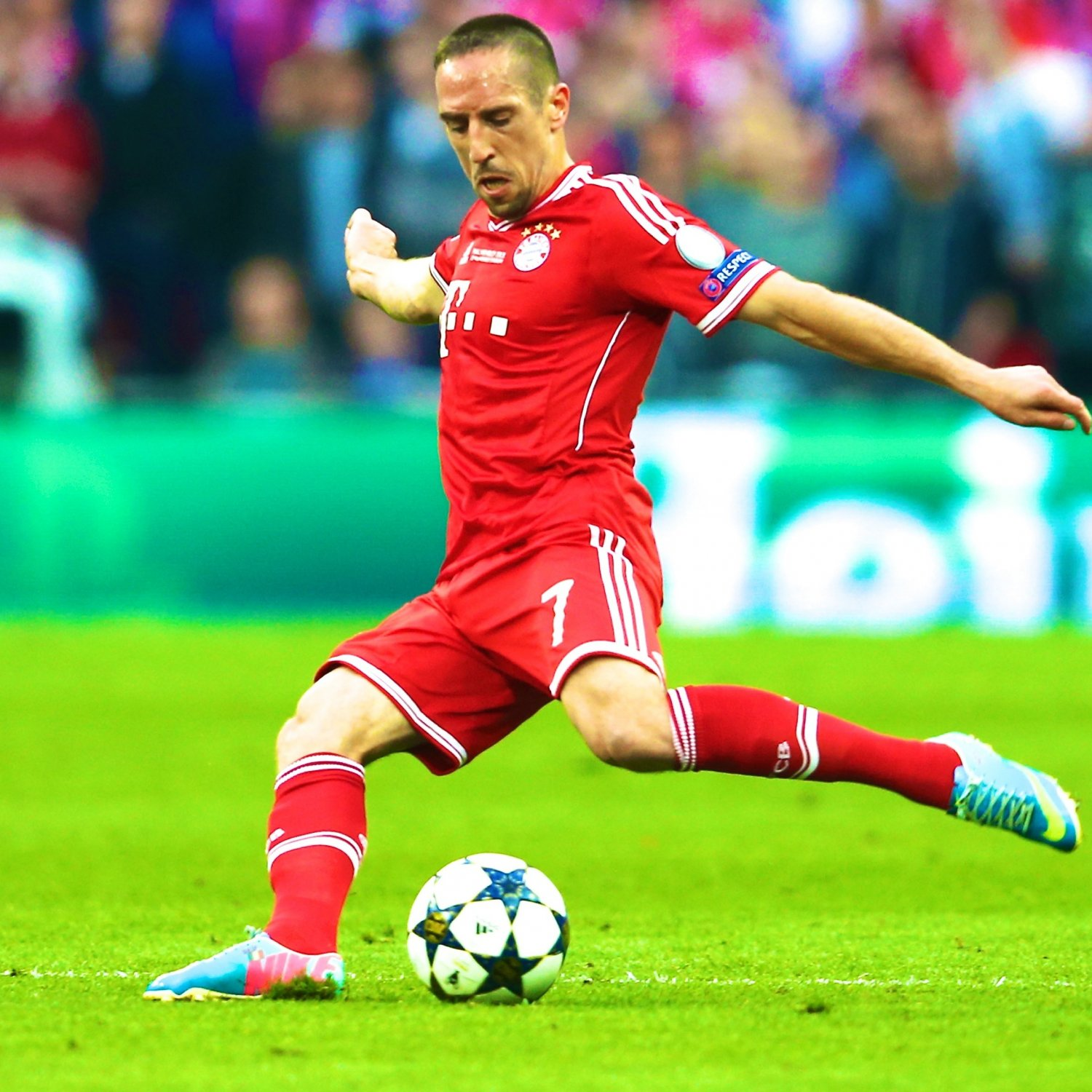 Soccer Players: Franck Ribery Wins European Footballer Of The Year Award